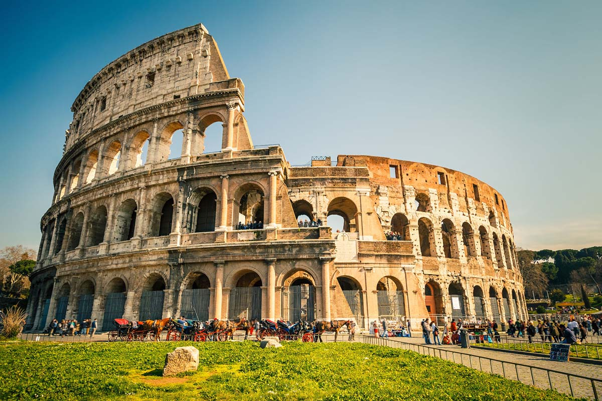 Five Tips For Visiting The Colosseum In Peak Season