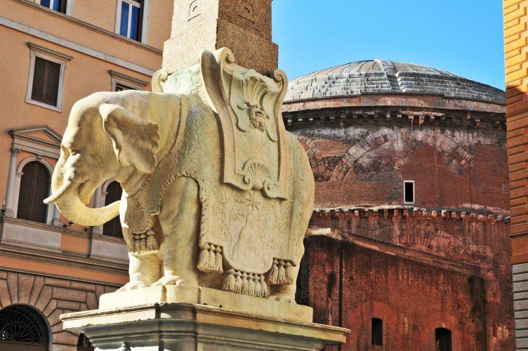 Minerva-elephant-rome-