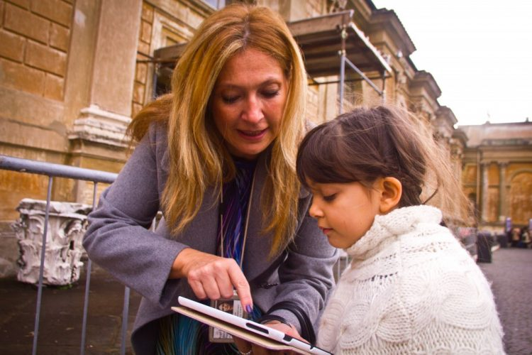 family tours in rome