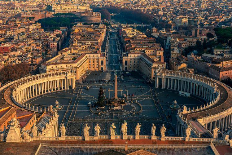 vatican-ariel